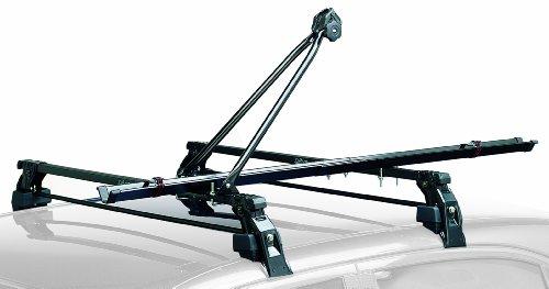 Peruzzo 11102001 Lucky Two Cruiser - Portabicicletas (tamaño único), Color Negro