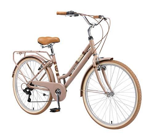 BIKESTAR Bicicleta de Paseo Aluminio Rueda de 26