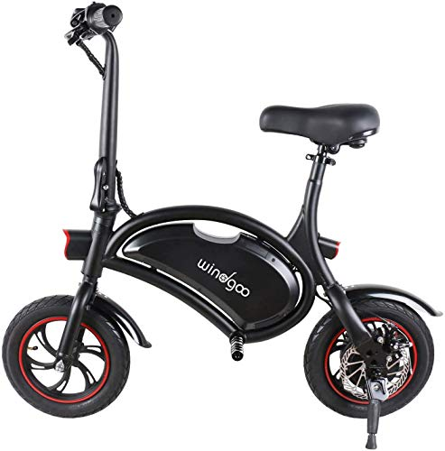 Windgoo Bicicleta Electrica 36V Plegable - E-Bike 12