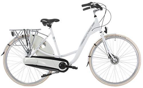 Sprint Discover Bicicleta de Paseo para Mujer Ruedas de 28